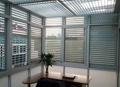 选购铝合金百叶窗小技巧 质量是主要