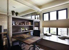 书房设计的要求和材料 让书房别出一格