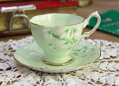 骨瓷茶杯应该如何保养 让下午茶更具格调