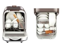 家用洗碗机的尺寸大小 洗碗机使用效果图