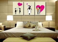 卧室挂画有什么讲究吗 卧室挂画的讲究介绍
