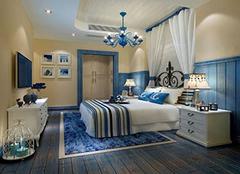 地中海风格卧室装修相关知识 基础知识都在这