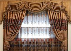 窗帘价格怎么算 配件和清洗要多少钱呢
