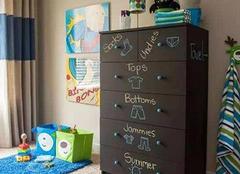婴儿衣柜什么样的好 家中有孩子必看