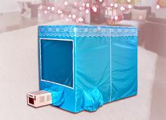 空调蚊帐价格及图片 移动蚊帐空调好用吗