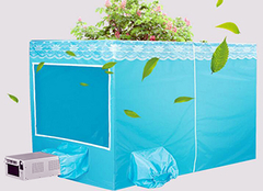 空调蚊帐选购方法有哪些 空调蚊帐安装效果图