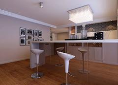家庭餐厅新中式吧台设计原则 必看注意事项