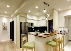 家用客厅餐厅隔断吧台怎么设计呢 不同款式介绍