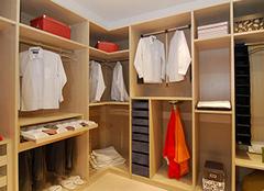 衣帽间整体衣柜有哪些款式 设计你的精品家居