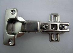 家用橱柜铰链安装方法 具体有哪些步骤?