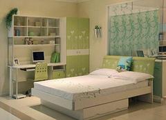 儿童房家具选择防范问题 健康安全空间才最重要