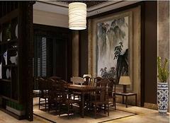 中式餐厅吊顶怎么设计 有哪些实用的技巧