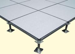 防静电地板的好处 防静电地板的作用介绍
