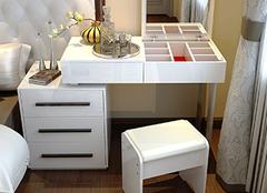 梳妆台凳子标准尺寸是多少 多大尺寸最适合使用