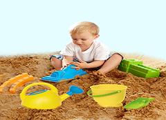 儿童沙滩玩具益处 沙滩玩具套装有哪些