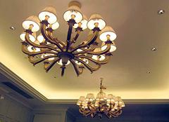 客厅吊灯的安装步骤 专业师傅教你安装