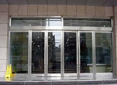 一扇玻璃门大概多少钱 具体怎样选购