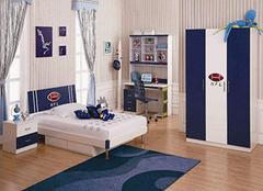 儿童房个性主题设计 轻松打造童真空间
