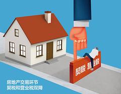 2018房地产契税调整政策的最新走向