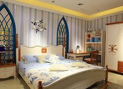 欧式儿童房装修重点内容 打造不同的儿童卧室