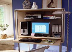 电脑桌要多少钱 一体化电脑桌椅价格