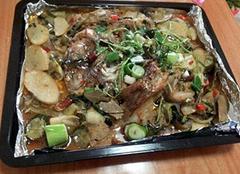 家庭电烤箱烤鱼的做法 简单为你介绍一下