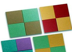 聚酯纤维吸音板材料好吗  聚酯纤维吸音板优点