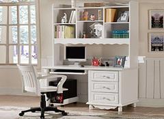书房与电脑桌颜色怎么搭配 三种色系搭配案例