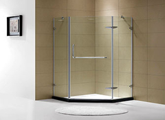 淋浴房玻璃门滑轮坏了 维修方法帮你解忧