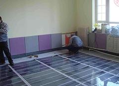 家中铺设电地暖有哪些步骤 安装一定要有条有理