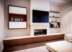 电视柜尺寸怎么选 有什么注意事项