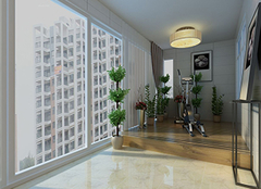 阳台灯要装修在什么位置 点亮你的家居生活