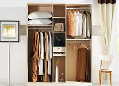 哪种卧室衣柜设计好  有模有样