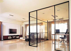 玻璃隔断多少钱一平 玻璃隔断有哪些材质