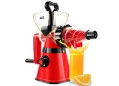 手摇榨汁机哪个牌子好 热销手动榨汁机品牌推荐