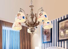 不同客厅灯具尺寸大小 细节很重要