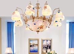 客厅灯具设计风格哪种好 用心挑