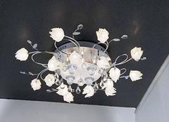 客厅吊灯风水布置注意事项 应该这样选!