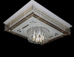 吸顶灯尺寸怎么选 室内不同区域吸顶灯挑选教学
