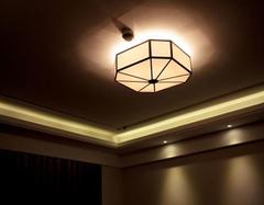 吸顶灯的安装步骤有那几步 吸顶灯安装