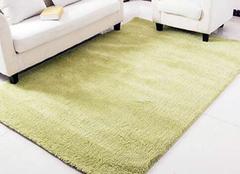 客厅铺什么地毯好看 客厅地毯挑选知识