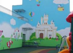 北京幼儿园墙绘设计 幼儿园墙绘素材推荐