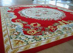如何对手工地毯进行护理 掌握这些方法就可以