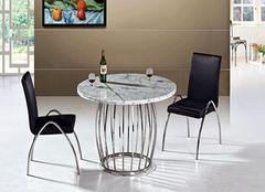 如何选购人造大理石餐桌 享受美味大餐