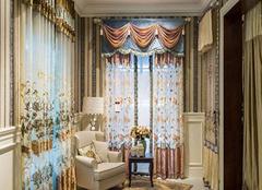 轨道窗帘如何安装比较好 给你家的软装添彩