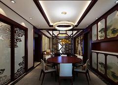 中式风格客厅吊顶注意事项 开辟新格局