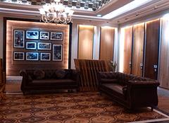 家装客厅吊顶经典配色方案  装修方式最漂亮