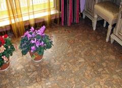 家装如何选购软木地板 时尚生活新空间