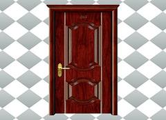 钢木复合门的优缺点 理智选购不受骗