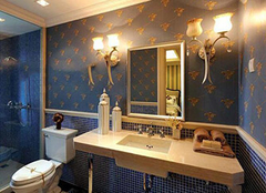 浴室照明灯具选择标准 装修浴室都需要
